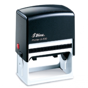 Shiny Self Inking Stamp S830
